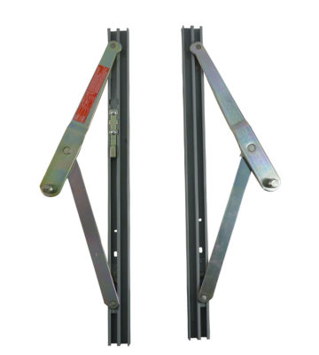 PN Module 11.5 (1080mm) Top Turn Window Hinge (pair)