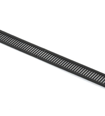From The Anvil Black Aluminium Small/Medium Grill 288mm
