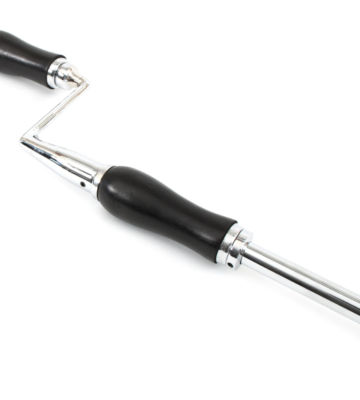 From The Anvil Polished Chrome 1-2m Telescopic Window Winder