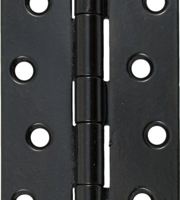 From The Anvil Black 4″ Butt Hinge (pair)