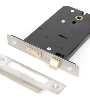 From The Anvil SSS 6″ 5 Lever Horizontal Sash Lock