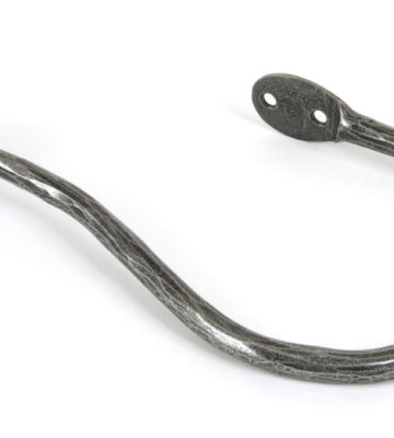 From The Anvil Curtain Tie Back – Pewter Patina
