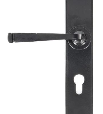 From The Anvil Black Large Avon 72mm Euro Lock Set