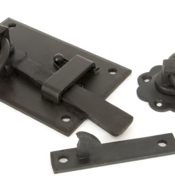 From The Anvil Beeswax Cottage Latch – LH