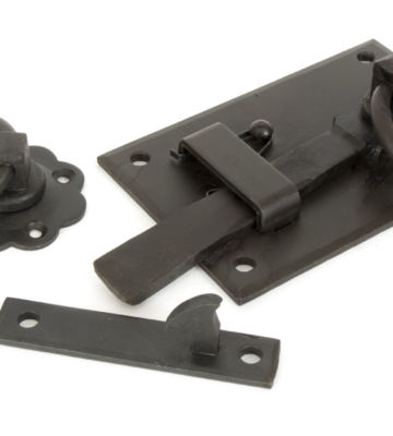 From The Anvil Beeswax Cottage Latch – RH