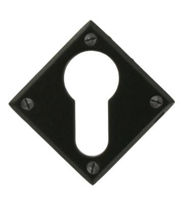 From The Anvil Black Diamond Euro Escutcheon