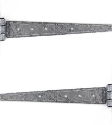 From The Anvil Pewter 12″ T Hinge (pair)