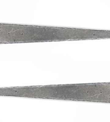 From The Anvil Pewter 22″ T Hinge (pair)