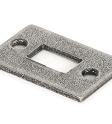From The Anvil Pewter Receiver Plate – Small