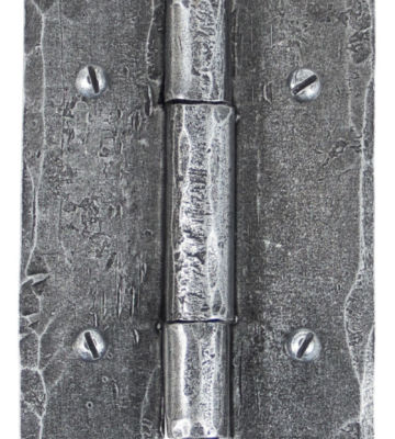 """From The Anvil Pewter 7"""" H Hinge (pair)"""
