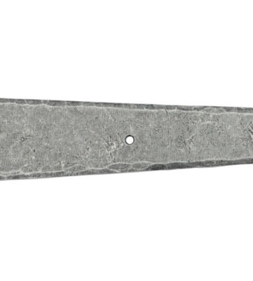 From The Anvil Pewter 22″ Arrowhead T Hinge (pair)