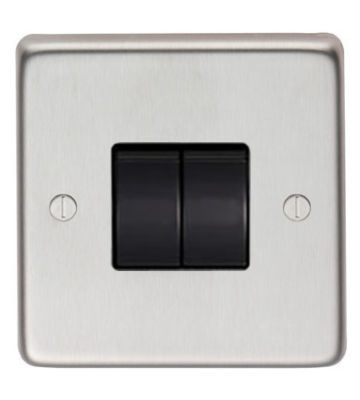 From The Anvil SSS Double 10 Amp Switch