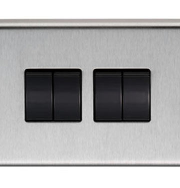 From The Anvil SSS Quad 10 Amp Switch