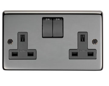 From The Anvil BN Double 13 Amp Switched Socket