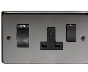From The Anvil BN 45 Amp Switch & Socket