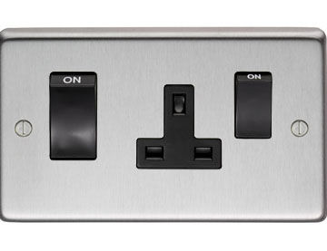 From The Anvil SSS 45 Amp Switch & Socket