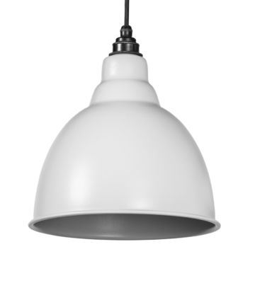 From The Anvil Light Grey Full Colour Brindley Pendant