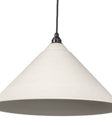 From The Anvil Oatmeal Full Colour Hockley Pendant