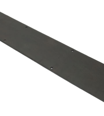 From The Anvil Beeswax Kick Plate – Large