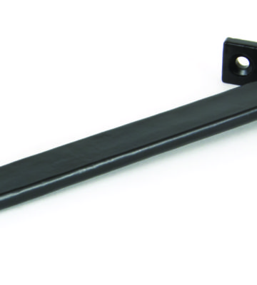 From The Anvil 6″ Roller Arm Stay – Black