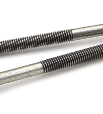 From The Anvil SSS Pewter M5 X 64mm Male Bolts (2)