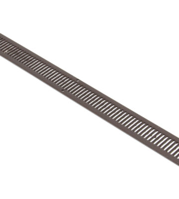 From The Anvil Brown Aluminium Small/Medium Grill 288mm