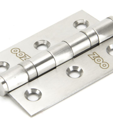 From The Anvil SSS 3″ Ball Bearing Butt Hinge (pair)
