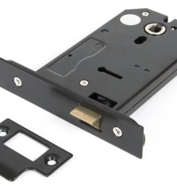 From The Anvil Black 5″ Horizontal Latch