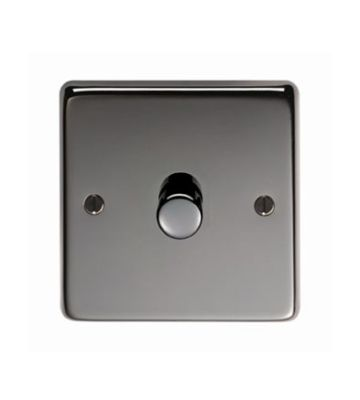 From The Anvil BN Single LED Dimmer Switch