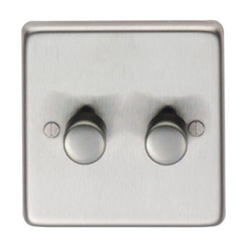 From The Anvil SSS Double LED Dimmer Switch
