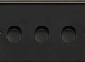 From The Anvil MB Triple LED Dimmer Switch