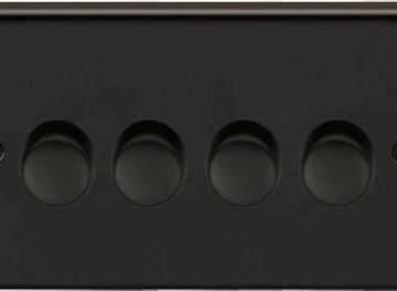 From The Anvil MB Quad LED Dimmer Switch