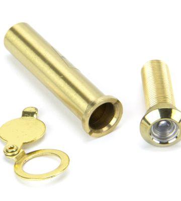 From The Anvil Brass Door Viewer 180° (55-75mm Door)