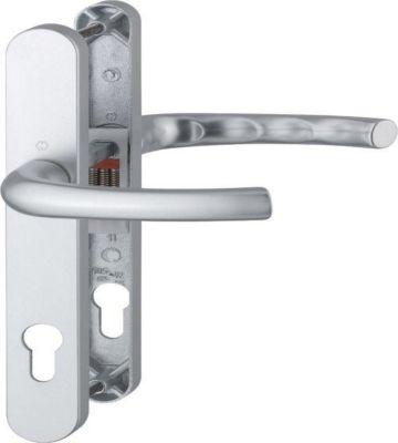 Hoppe Tokyo 1710RH/3633N/3623N F1 Silver Lever Door Handle