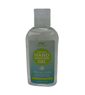 Novicura Hand Sanitiser Gel 100ml