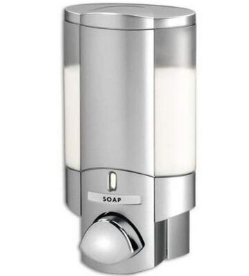 Aviva – Dispenser – Satin Finish No Screws Required
