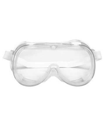 Protective Safety Goggles CE Marked – Pack Of 10