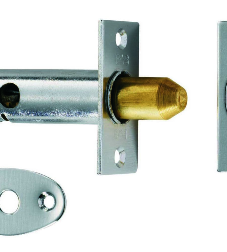 CARLISLE BRASS WSB8125PC WINDOW SECURITY BOLT 1.25