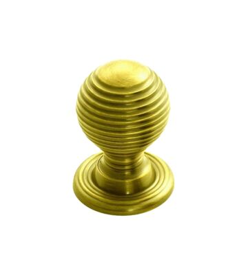 Carlisle Brass M1004 Ftd Queen Anne Knob 28mm 30 ( 27.5 )