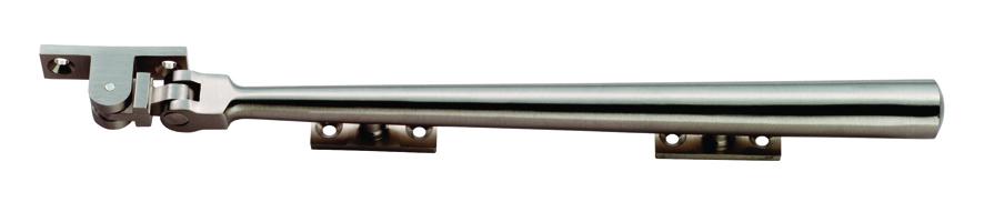 CARLISLE BRASS SZS44SSN CASEMENT STAY 250MM