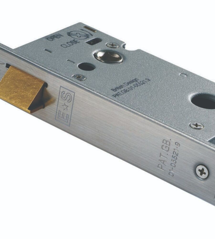 CARLISLE BRASS ULS5025SSS EASI - T UPRIGHT LATCH 64MM
