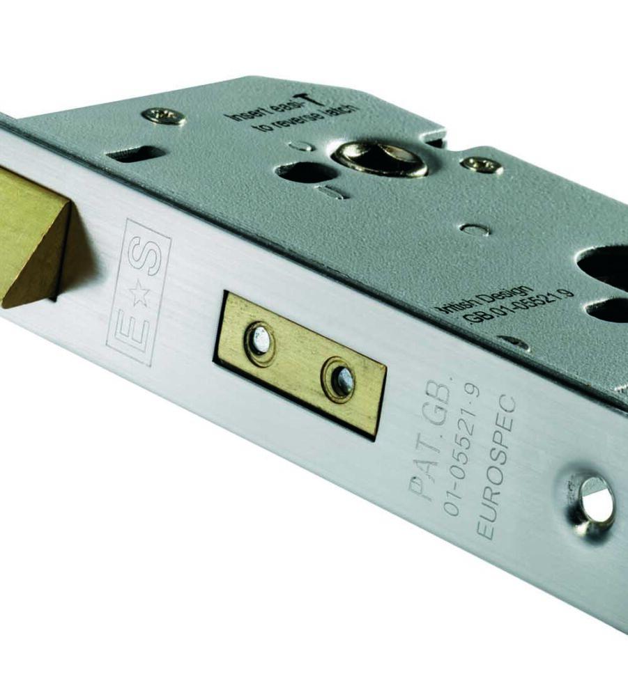 CARLISLE BRASS UROS5030SSS UNIVERSAL REPLACEMENT 3 OVAL PROFILE SASHLOCK