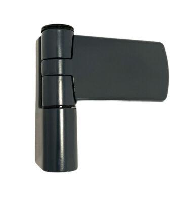 Trojan 0785-2001-AG Anthracite Grey 16mm Patriot Plus Door Hinge