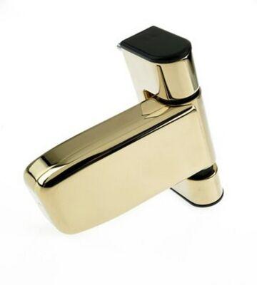 Yale/Paddock 3-D Hinge 94mm Polished Gold